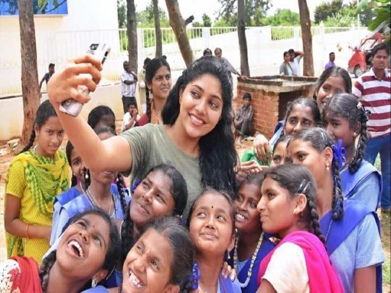 Samyukta Hornad joins global UNICEF campaign to end violence against children