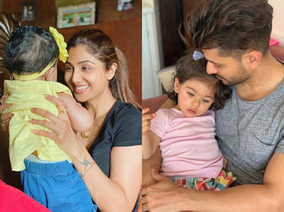 Pics: Celebs' cute Daughter's Day posts