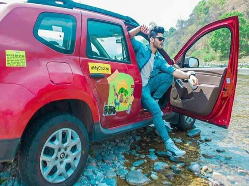 Simba Nagpal loves taking road trips