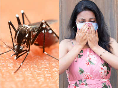 Dengue and COVID-19: Double danger for India?