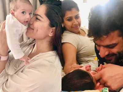 PICS: TV celebs celebrate Daughter's Day