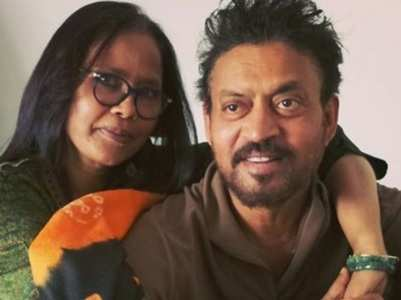 Sutapa: Irrfan wanted to have a daughter