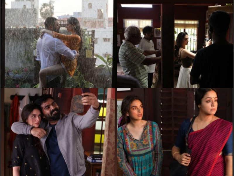 Aditi Rao Hydari recalls working in Mani Ratnam's Chekka Chivantha Vaanam
