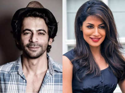 Sunil's video leaves Chitrangda in splits