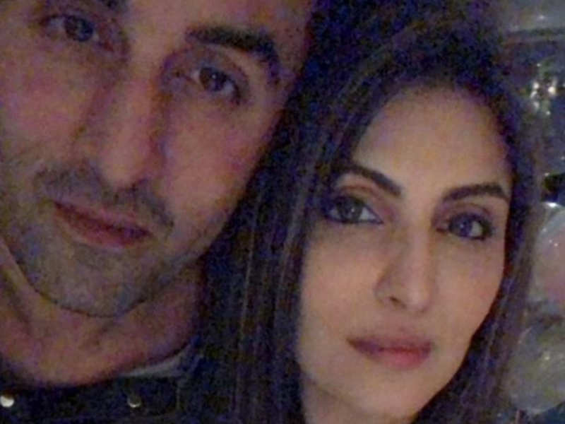Ranbir Kapoor's Birthday Eve; Riddhima Kapoor shares a stunning pic with her brother