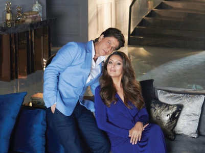 Gauri Khan says THIS person manages Mannat