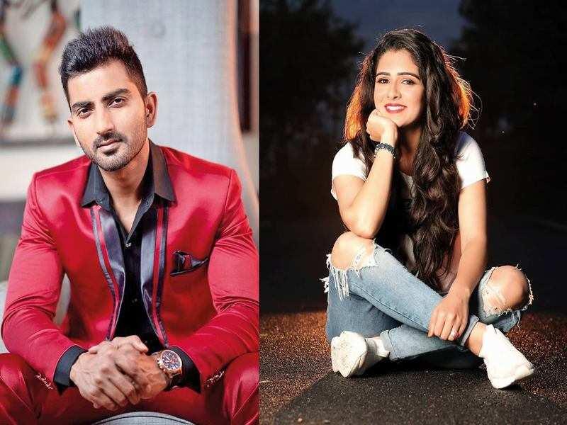 Arjun Yogi and Supritha Sathyanarayan team up for love story