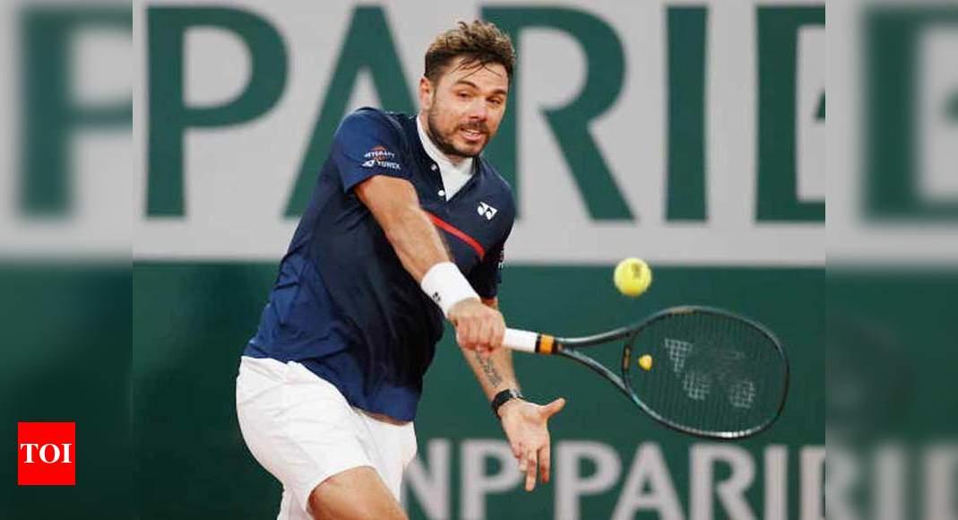 French Open: Wawrinka thrashes Murray as big match falls flat | Tennis News – Times of India