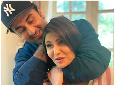 Riddhima wishes Ranbir as he turns 38