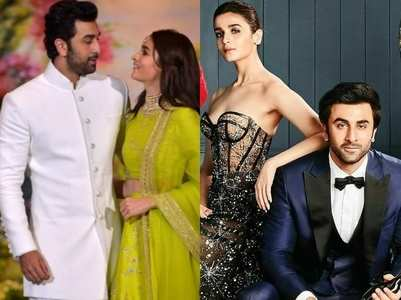When Ranbir and Alia made headlines