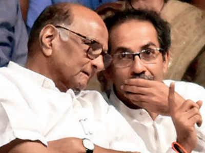 Sharad Pawar, Uddhav Thackeray Meet A Day After Sanjay Raut's Hotel Talks