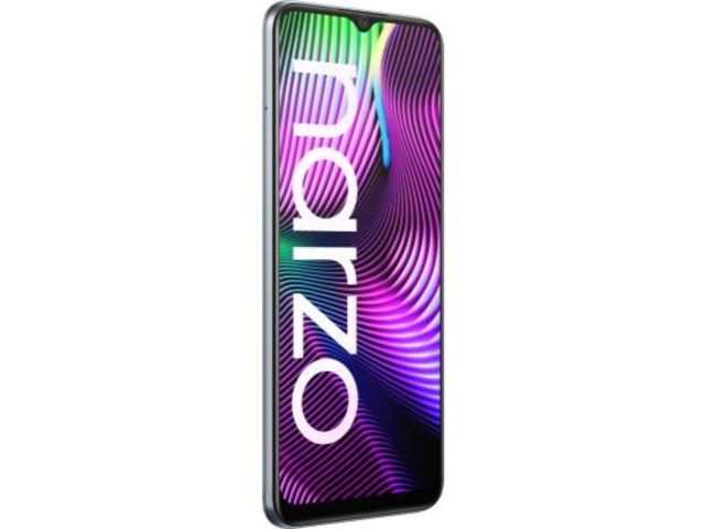 Realme Narzo 20 with MediaTek Helio G85 to go on first sale today