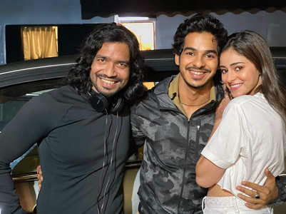 Khaali-Peeli: Ishaan-Ananya did own stunts