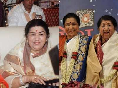 Celebs wish Lata Mangeshkar on her b'day
