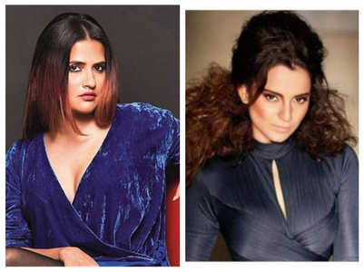 Sona Mohapatra on Kangana's dig at Anushka