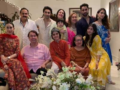 Meet the Kapoor family on social media