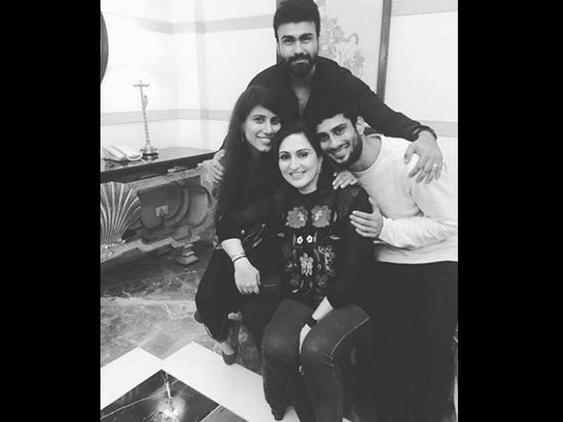 """""""We all are blessed that you came to us our angel,"""" pens Aarya Babbar sharing birthday posts for baby sister Kajri Babbar"""