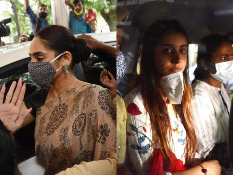 #SandalwoodDrugScandal: No bail from NDPS court for Ragini Dwivedi & Sanjjanaa; actors to move HC