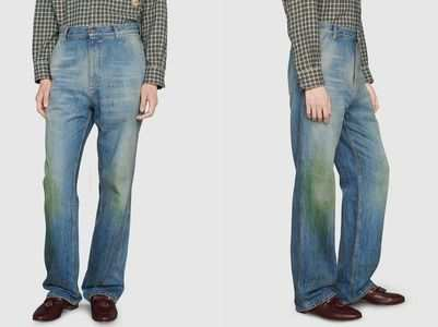 This pair of jeans costs INR 88,000, we tell you why it's so expensive!