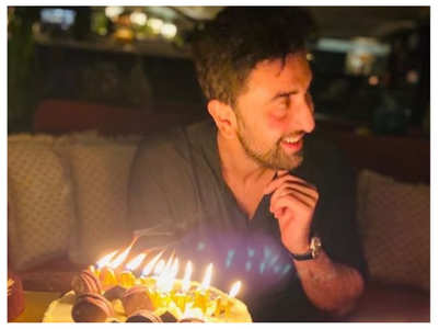 Neetu Kapoor wishes Ranbir on his birthday