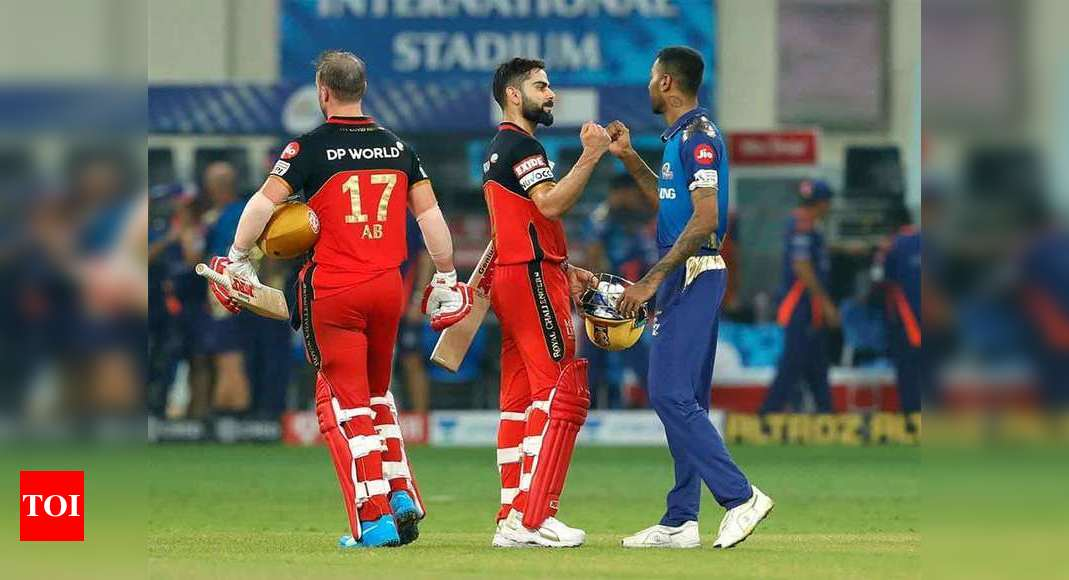 Royal Challengers Bangalore vs Mumbai Indians: RCB beat MI in thrilling Super Over game