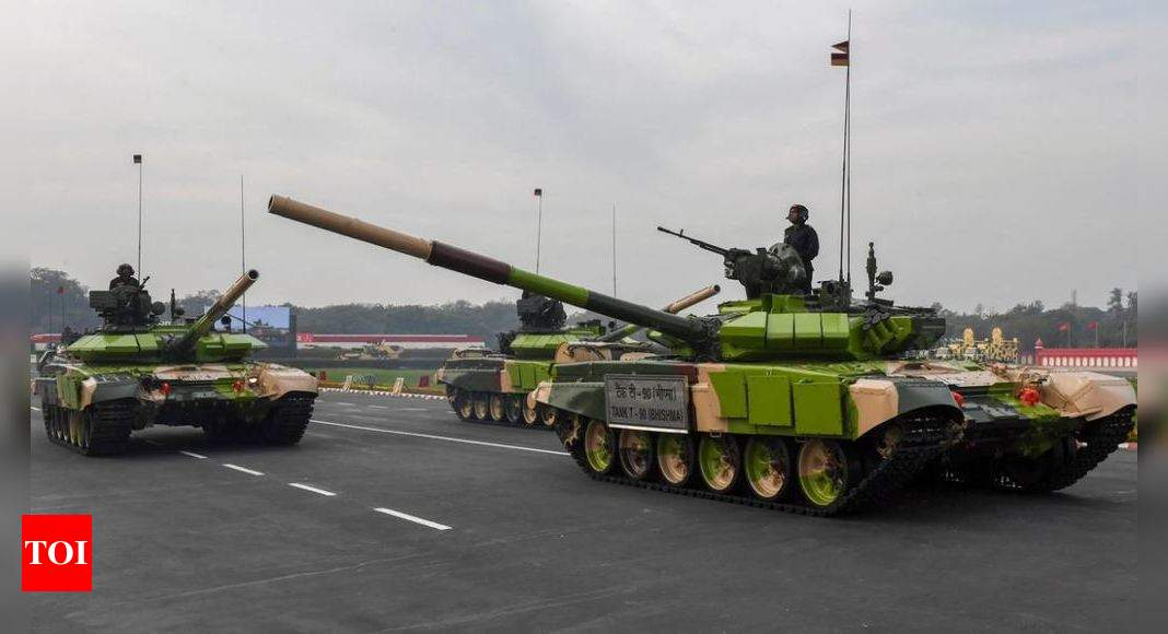 Govt clears military acquisitions worth Rs 2290 cr, including 72K more assault rifles from US | India News – Times of India