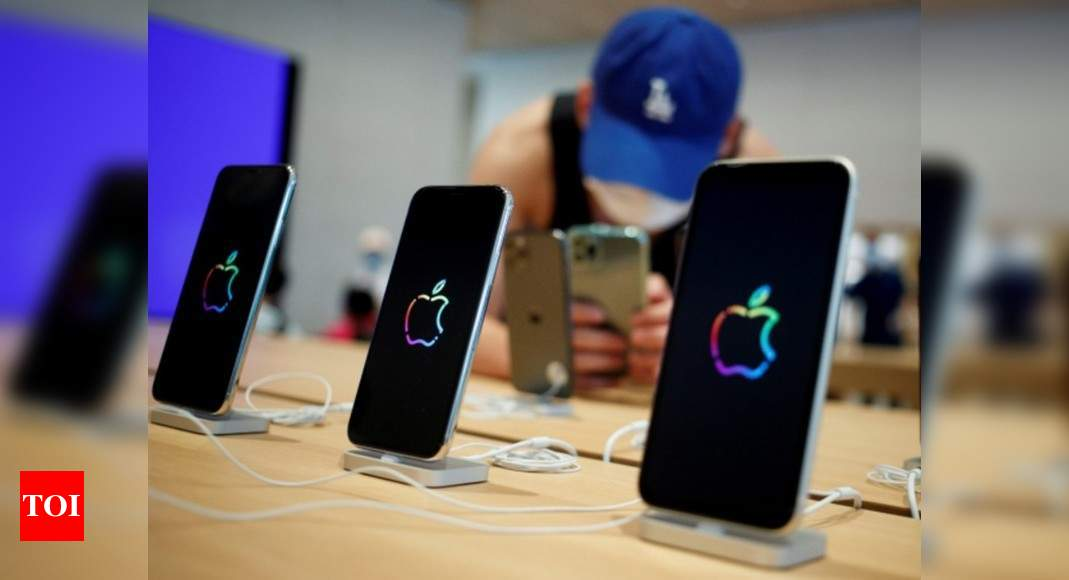 Three top Apple suppliers to commit $900 million to India smartphone incentive plan: Report
