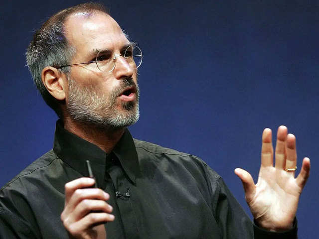 """Apple co-founder Steve Jobs' mantra: """"Fewer things, better things"""""""