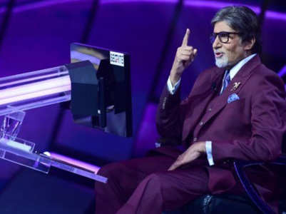 Netizens laud comeback of Big B with KBC 12