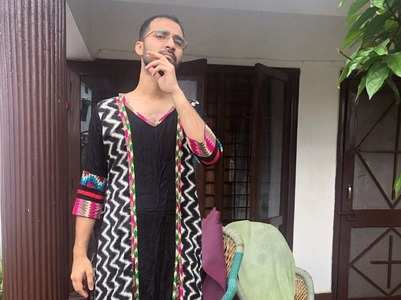 When Raghav Juyal wore his mother's suit