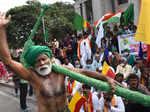 Karnataka: Farmers intensify protest over state farm bills