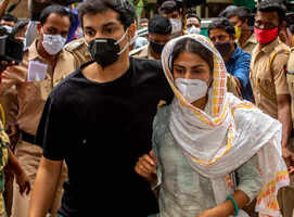Bombay HC reserves order on Rhea's bail plea