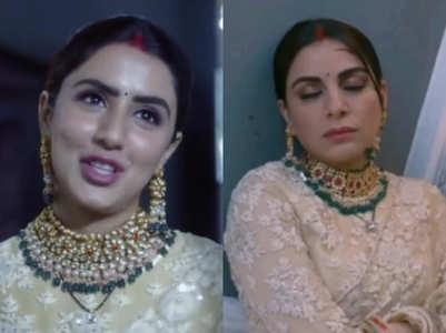 Kundali...: Mahira disguises as Preeta