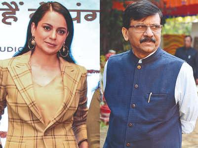 Sanjay Raut denies threatening Kangana