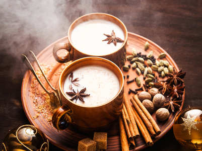 The best time to drink milk, as per Ayurveda