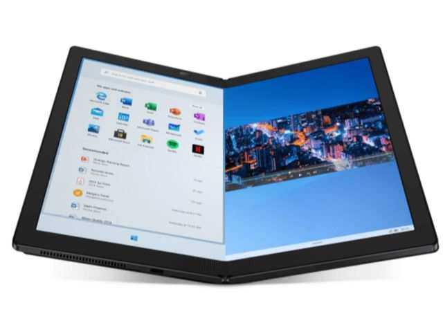 'World's first' foldable PC is now available for pre-orders