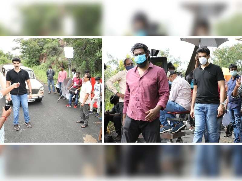Sibiraj-starrer Kabadadaari has wrapped up its shooting