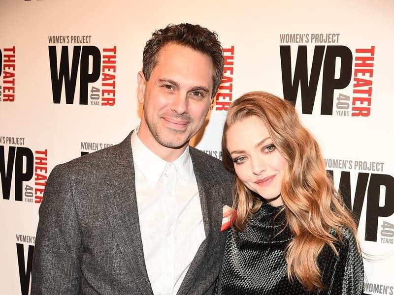 Amanda Seyfried gives birth to second child
