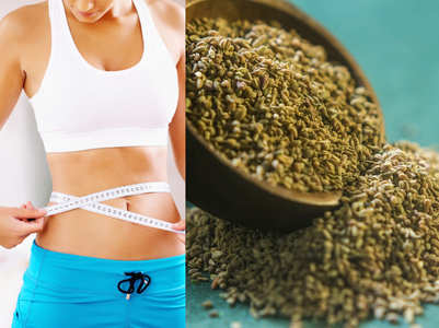 Try this unique ajwain concoction to lose weight