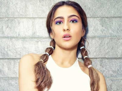 Try these 5 beauty looks like Sara Ali Khan