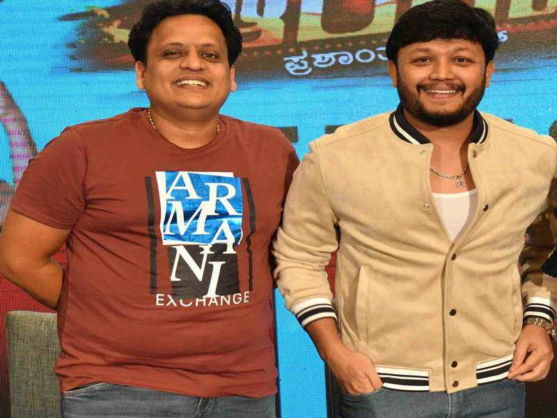 Prashant Raj's third film with Ganesh in script discussion stage
