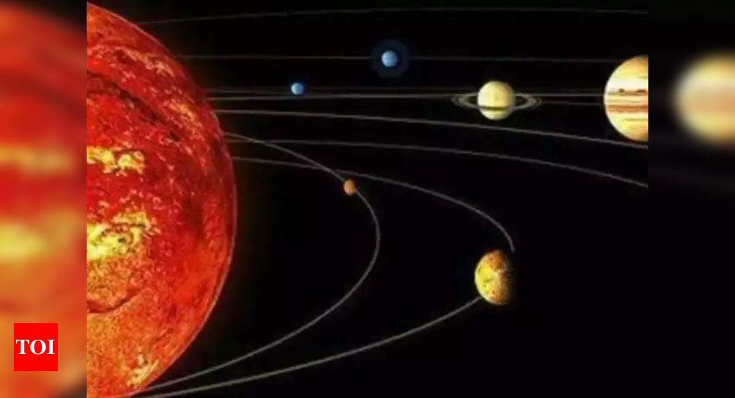 Second alignment plane of solar system discovered – Times of India