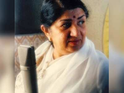 Lata Di thanks Maha CM for b'day gift