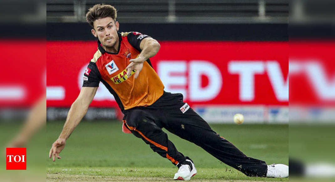 Mitchell Marsh's scans lost in UAE, cricketer in dark about extent of injury | Cricket News – Times of India