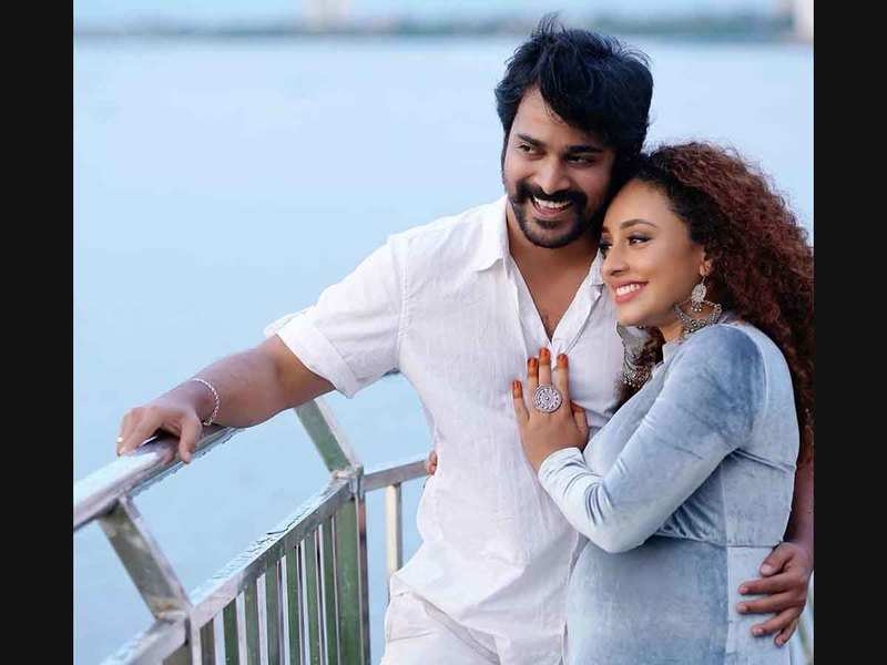 Pearle Maaney writes about how caring Srinish is and it is beyond touching