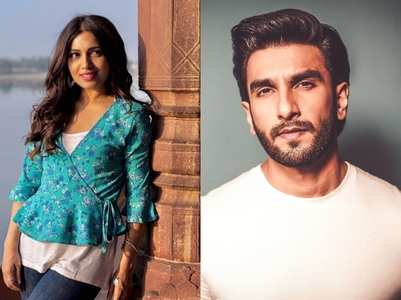 Bhumi suggests a profession for Ranveer