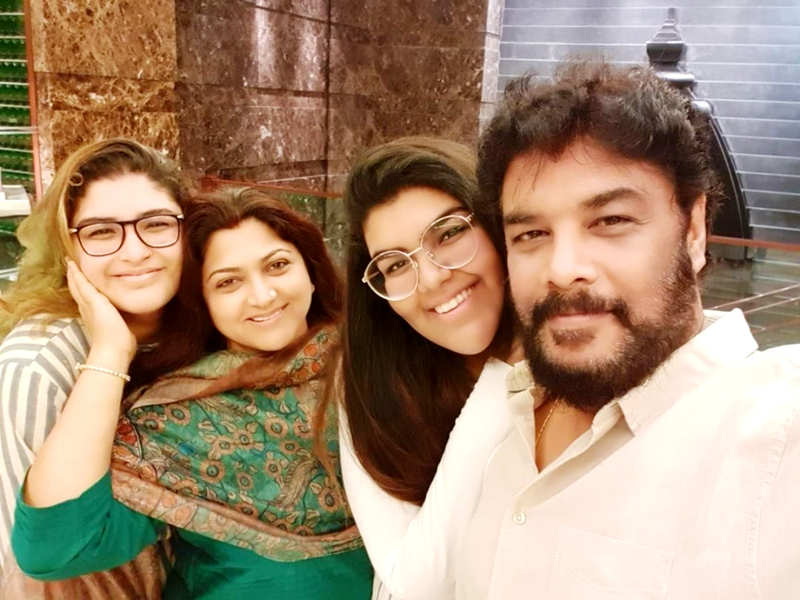 Actress Khushbu Sundar turns 50; thanks everyone for making her birthday special (Photo - Instagram)