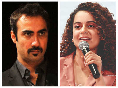 Ranvir questions attempt to silence Kangana