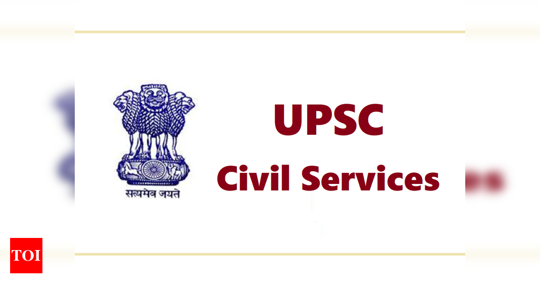 SC refuses to postpone UPSC civil services exam 2020 – Times of India