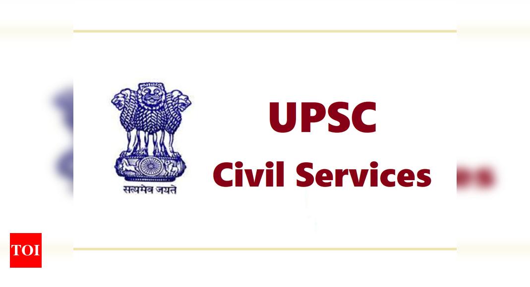 SC refuses to postpone UPSC civil services exam 2020 – Times of India